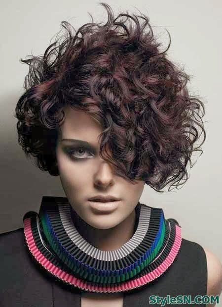 funky super short haircuts for heavy set women super short curly hairstyles for women hair ideas
