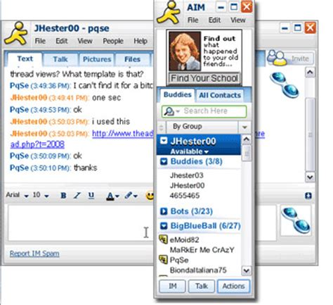 classic aim chat rooms election 2024 it overtly again