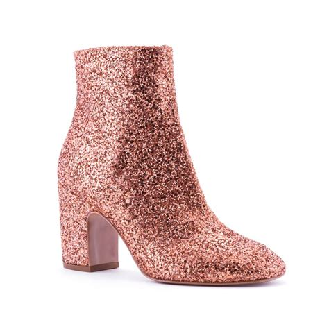 glitter boots shoes of the week bimba y lola glitter boots