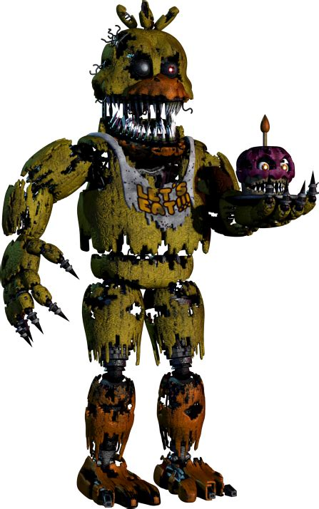imagenes de jack o chica nightmare chica five nights at freddy s wiki fandom