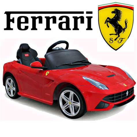ferrari electric car ferrari electric ride on cars for kids car news sbt