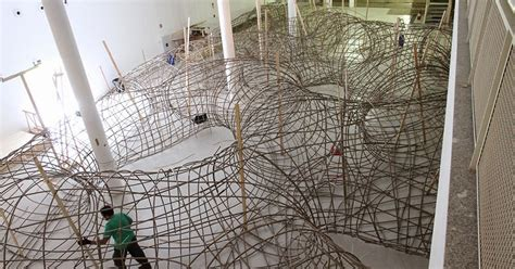 oh by the way beauty installation geoffroy mottart oh by the way beauty installation henrique oliveira