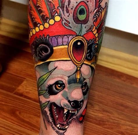 new school panda tattoo 37 best images about new traditional on pinterest