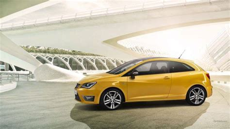 Seat Car Wallpaper Hd by Seat Ibiza Car Concept Cars Yellow Cars Wallpapers Hd