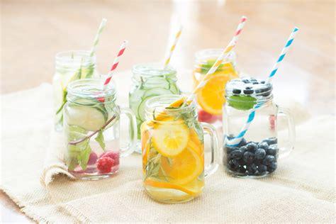 Omni Detox Vs All Clear by Fruit Water Detox Water Marlowe
