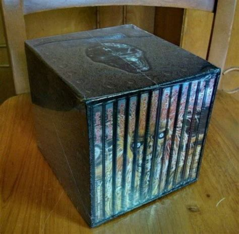 U2 The Complete Edition 1976 2012 19cds Album Box Set Diskon shopping cd box set minilpbox