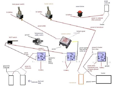 nitrous express wiring diagram 28 images nos mini