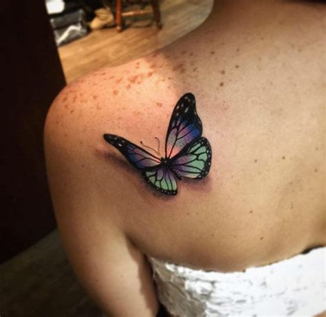 best 25 realistic butterfly tattoo ideas on pinterest