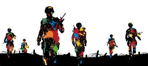 House Theme by Amsterdam Paintball Battle Shoot Shoot Shoooot