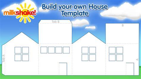 build your own house milkshake