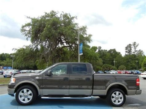2006 F150 Specs by 2006 Ford F150 King Ranch Supercrew Data Info And Specs