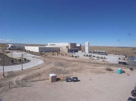 renderings of the nwsc facility ncar wyoming ncar wyoming supercomputing center saunders construction