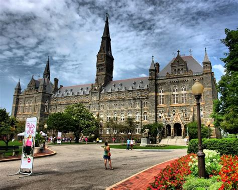 Georgetown Mba Ranking by Georgetown Wallpaper Wallpapersafari