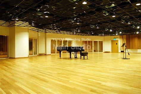 studio floor recording studio