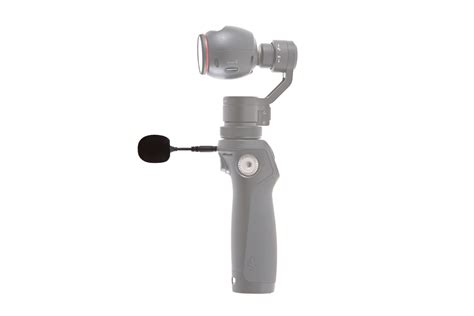 Dji Fm 15 Flexi Microphone For Dji Osmo osmo dji fm 15 flexi microphone drone shop perth