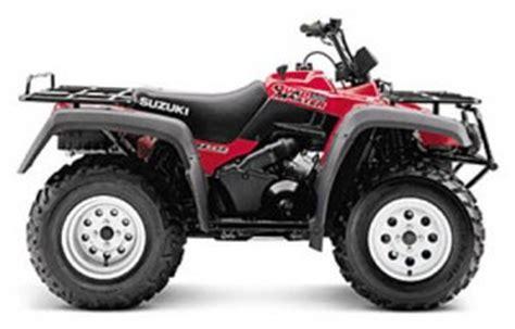 Suzuki Quadmaster 500 Service Manual Suzuki Quadmaster 500 Lt A500f Lta500f Manual