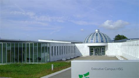 St Executive Mba by Executive Mba Hsg Of St Gallen