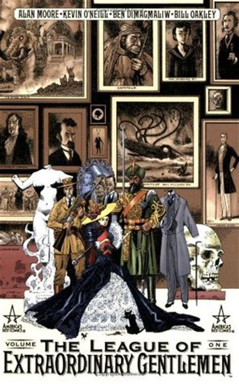 the league of extraordinary gentlemen vol 1 by alan