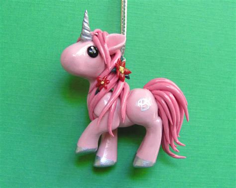 christmas unicorn ornament by dragonsandbeasties on deviantart