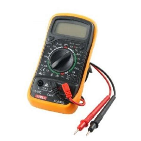 Multimeter Digital Mastech mastech digital multimeter mas830l at mg labs india