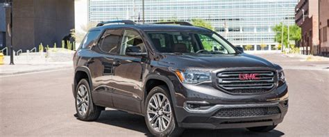 gmc acadia exterior colors 2018 gmc acadia exterior colors gm authority