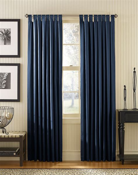 Navy Blue Curtains For Bedroom | navy blue bedroom curtains decor ideasdecor ideas