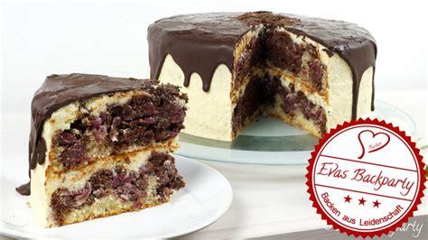 besondere kuchen backen donauwellen torte die torte f 252 r besondere anl 228 sse