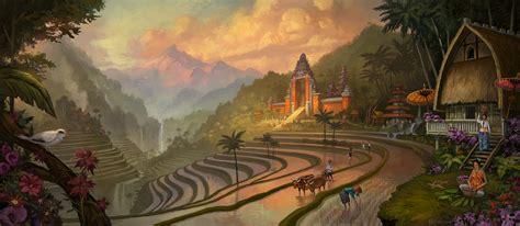 anime indonesia baki the land of bali stargaser