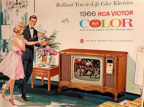 colors tv live sixties flashback the color tv revolution sound vision