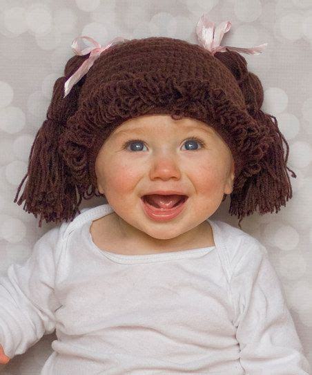 ella s bows ivory chagne cover headband brown pigtail crochet beanie wish list products