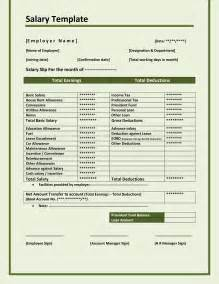 salary invoice template sle of payslip salary sublet agreement template