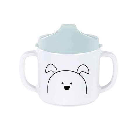 Richell Cup Baby With Two Handle Cangkir Baby Dengan 2 Pegangan lassig 2 handle cup with lid silicone chums scandinavian baby