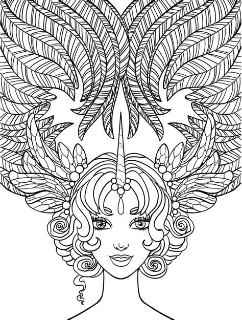 coloring pages for adults steunk 10 hair coloring pages hair