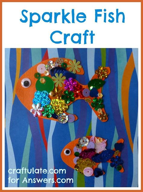 fish craft ideas for 17 best images about fish on smart class