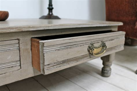 distressed painted coffee table distressed painted coffee table by distressed but not