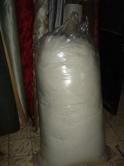 rellenos para almohadas relleno para cojines y almohadas 65 00 en mercadolibre