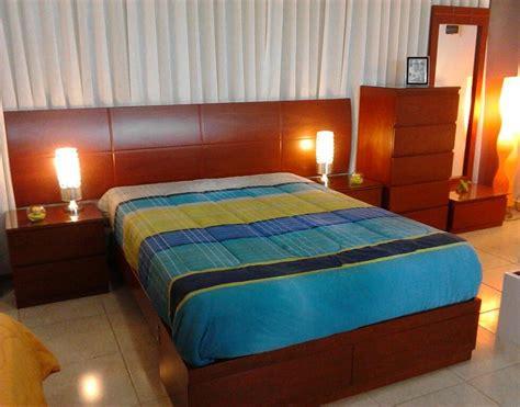 sofa cama de dos plazas mercado libre cama de dos plazas con veladores s 1 600 00 en mercado