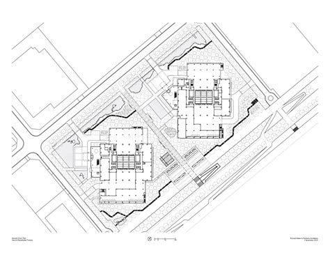 Richard Meier Floor Plans by Gallery Of Harumi Residential Tower Richard Meier