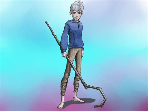 imagenes de jack escarcha how to draw jack frost with pictures wikihow