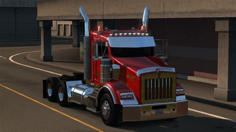 kenworth t800 truck kenworth t800 2016 edit v2 0 truck ats mod american