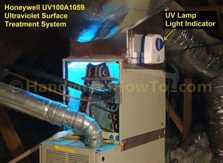 uv light for air conditioner heavy duty ac evaporator coil cleaning