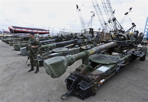 Army Car Shipping Ports by Lebanon Gets U S Arms Vehicles To Fight Militants Al