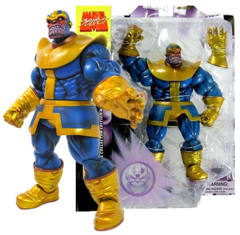 Home Plans One Story marvel select thanos project mayhem collectibles