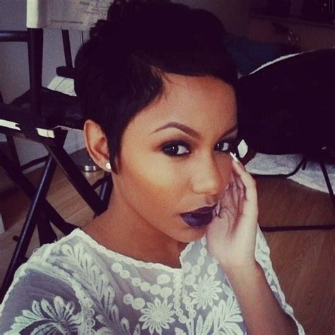 pixie cut permed pixie cut on relaxed hair short hairstyle 2013