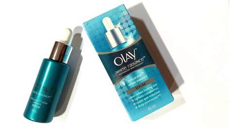 Olay Penghilang Bekas Jerawat review olay 174 white radiance cellucent white radiance essence serum sketch of confidence