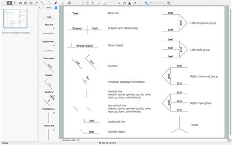 sentence diagramming software sentence diagramming tool software gallery how to guide