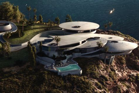 Iron Man Mansion | rent tony starks iron man mansion for your summer vacation