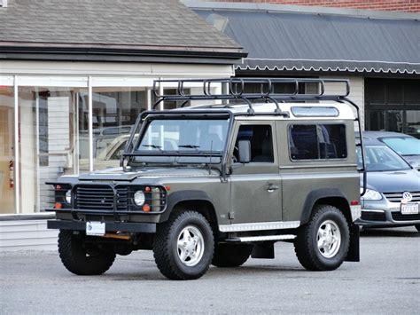 buy car manuals 1997 land rover defender 90 1997 land rover defender 90 le 144 copley motorcars