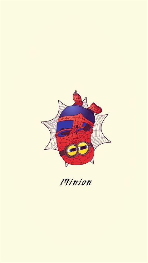 halloween spider man minion apple iphone
