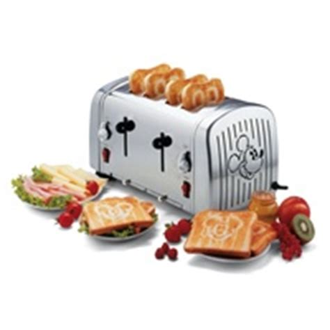 mickey mouse kitchen appliances ariete disney toaster 4 slices my wishlist pinterest